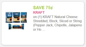 Kraft Natural Cheese Two