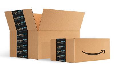 Amazon Prime shipping