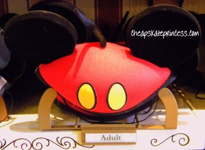 Mickey Mouse hat, Disney hat, Mickey Mouse ears, Mickey mouse ears hat, Disney Princess hat