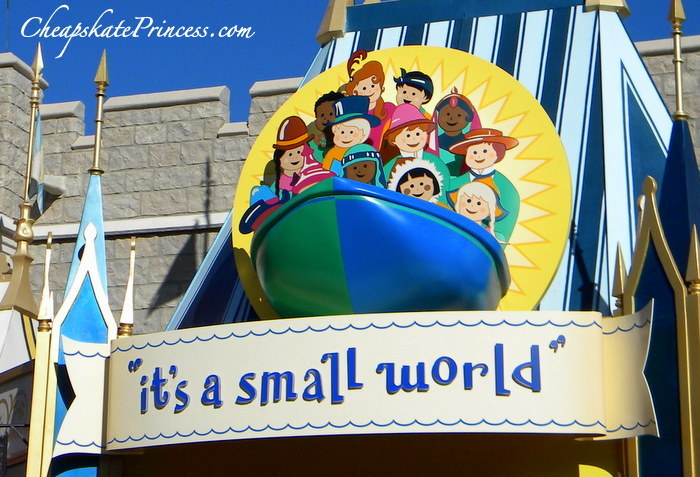 why go to Disney World in the fall