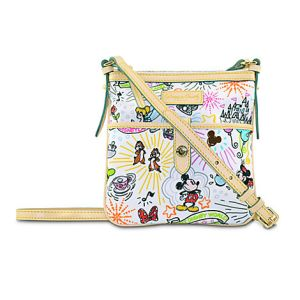 Disney letter carrier, Dooney and Bourke letter carrier, how much does a Dooney and Bourke letter carrier handbag cost, letter carrier, D&B letter carrier