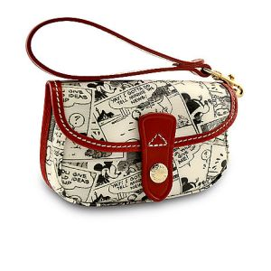 Disney wristlet, Dooney and Bourke wristlet, how much does a Dooney and Bourke wristlets cost, wristlet, D&B wristlet