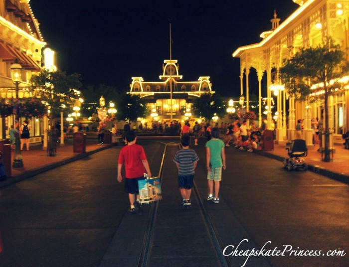life lessons for kids on Disney vacations
