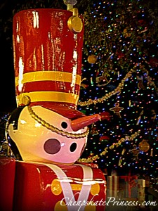why go to Disney World at Christmas