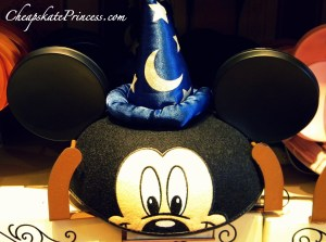 Sorcerer Mickey hat, Sorcerer Mickey Mouse, Mickey Mouse, I love Mickey Mouse, Disney hat