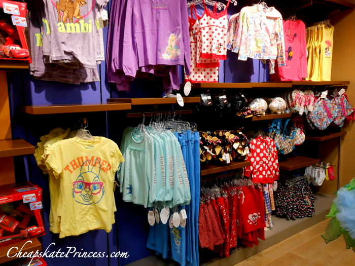 where to shop for cheap Disney World souvenirs