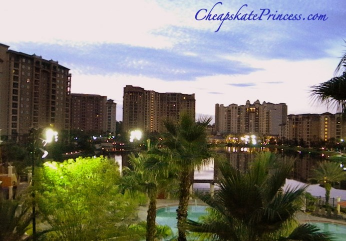Wyndham's Bonnet Creek Resort review, photos of Bonnet Creek Resort, why stay off Disney property