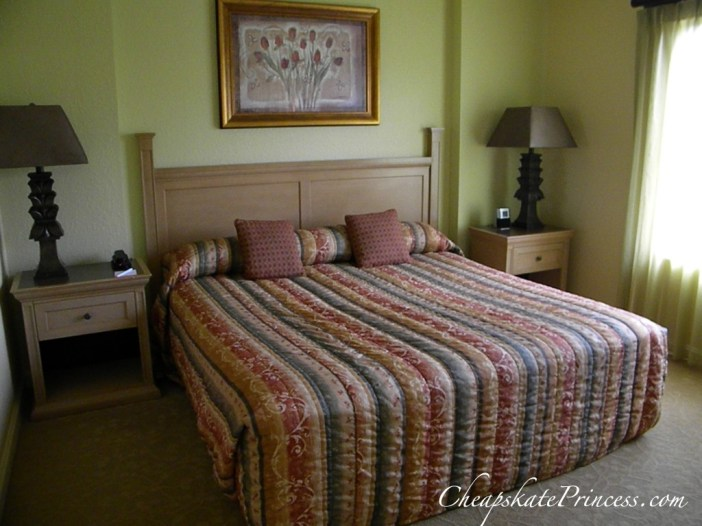 Bonnet Creek master bedroom photo,