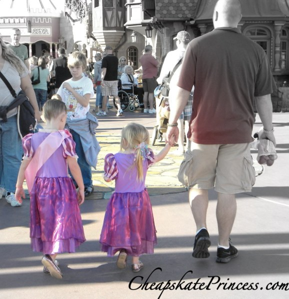 being a Princess at Disney World, become a Princess, become a Disney Princess,