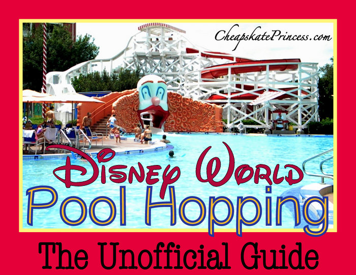 guide to Disney World pool hopping