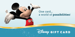 How to buy a Disney gift card, where to order Disney gift cards