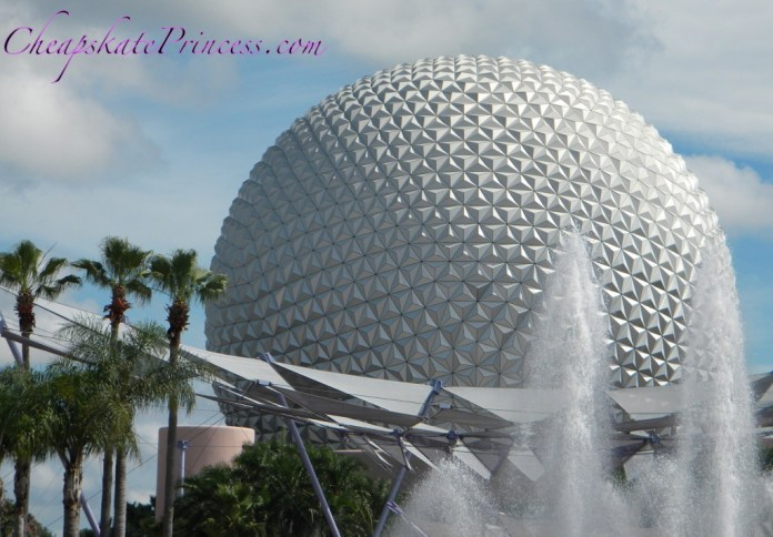 Epcot Coral Reef