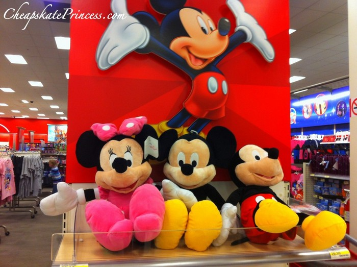 Buying cheap Disney souvenirs in Orlando