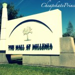 Orlando's Mall at Millennia: A Cheapskate Princess Guide