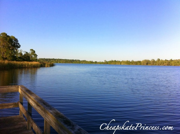 what to do in Orlando, things to do for free in Orlando, Old Lake Davenport,