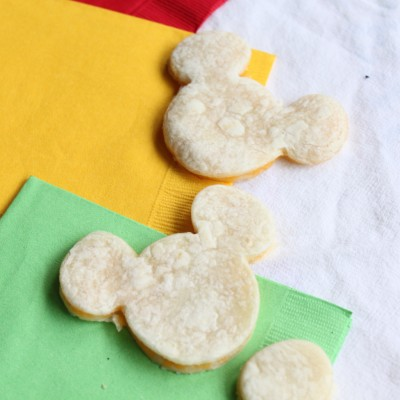 Mickey Mouse lunch ideas