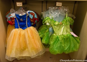 How much do Disney princess dresses cost, save money on Disney Princess costumes