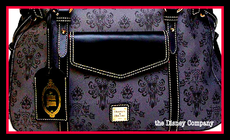Disney Dooney leather bag