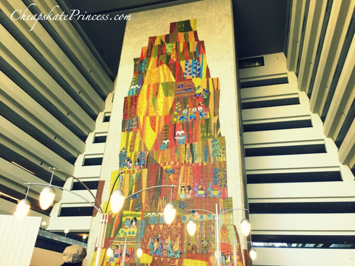 Disney World Contemporary Resort