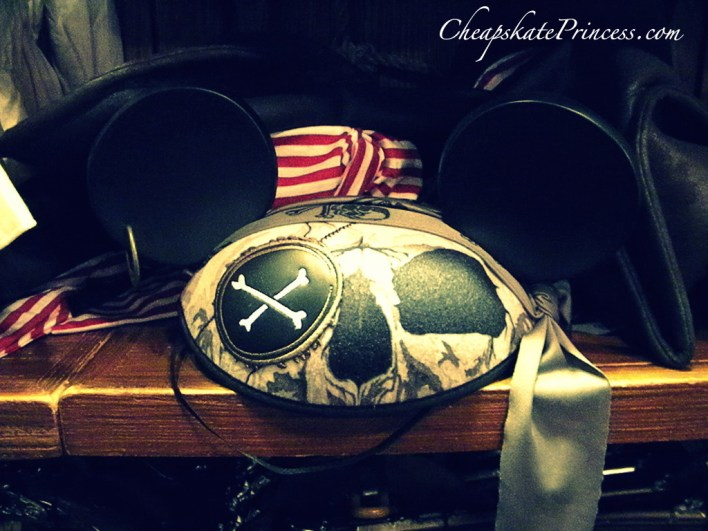 Disney Mickey Pirate hat