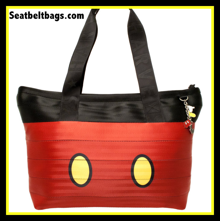Mickey Mouse Disney seatbeltbag