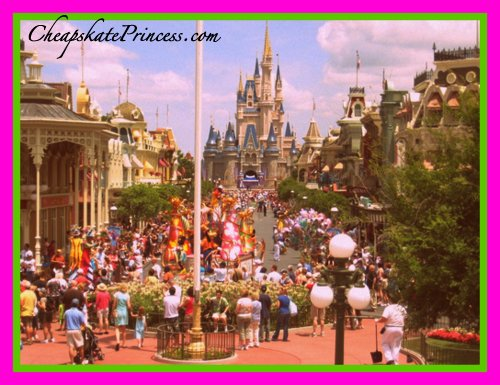 Free Magic Kingdom fun