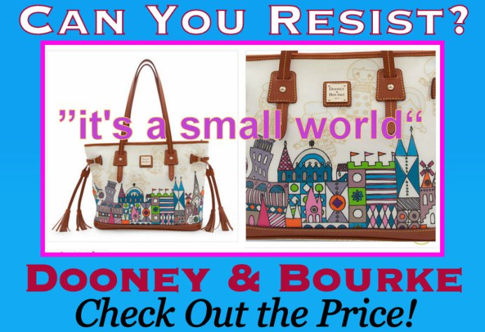 price for Small World Dooney & Bourke handbag