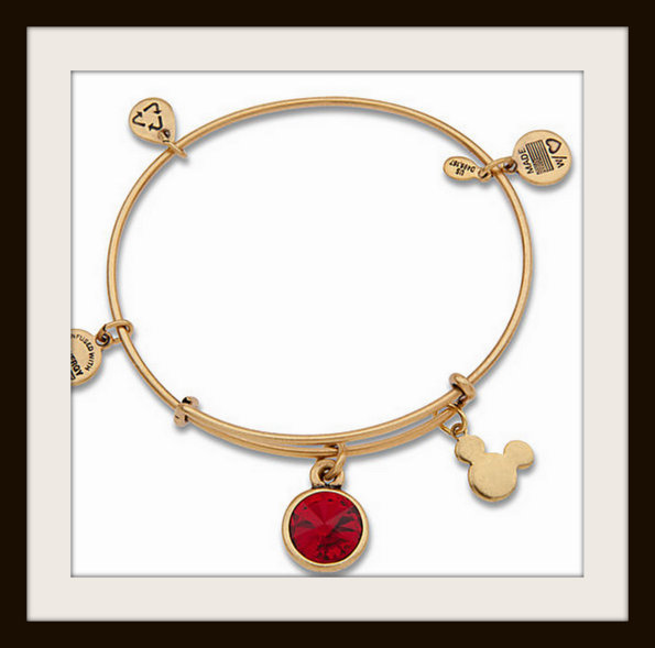 Mickey Mouse Disney Princess birthday bracelet