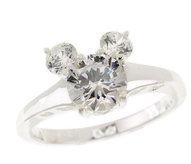 Fabulous Disney Inspired Wedding Rings Perfect For A