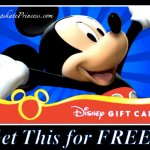 Ice Cream, Mickey Mouse Hats, and Gift Cards: Get These FREE for Your Next Disney Vacation!!