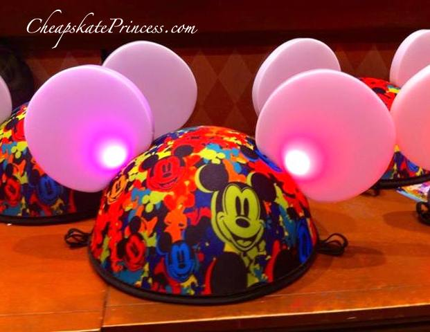 Disney kids, Disney kids glow with the show hats