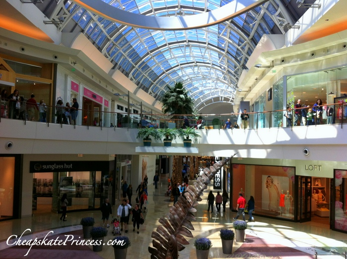 mall of Millenia in Orlando