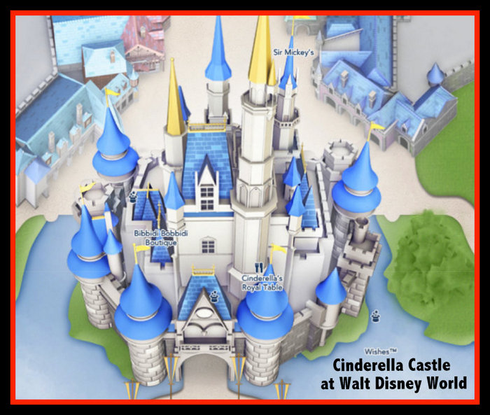 get Disney maps for free
