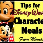 How to Keep a Good Disney Character Meal From Going All Wrong