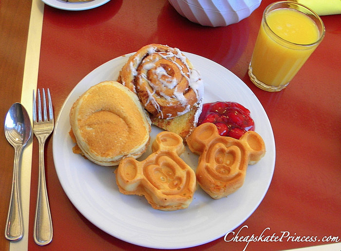 tips for Disney World Character meals