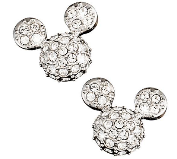 Mickey Mouse Disney World Icon Earrings