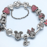Disney PANDORA Charm Bracelets Don't have to Cost a Fortune!