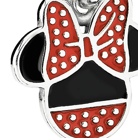 Minnie Mouse Pandora Icon Charm