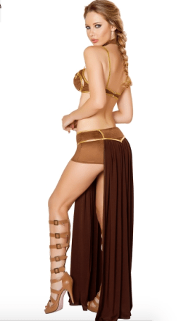 Star wars costume for adult Disney themed party