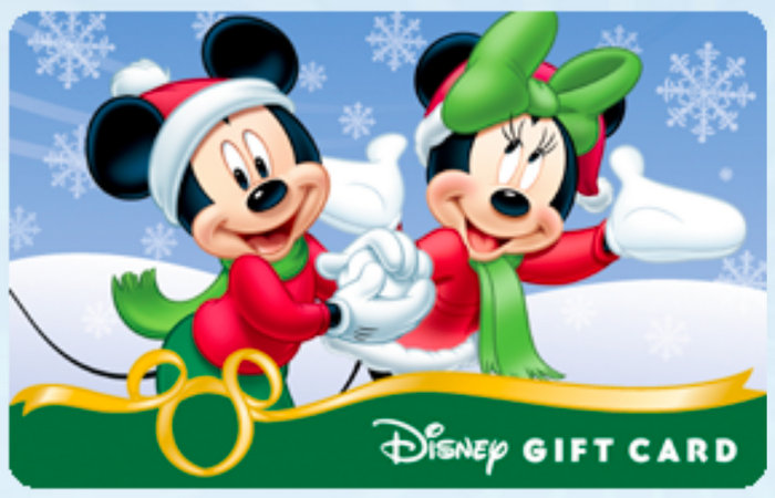 pros and cons of Disney gift cards on vacation