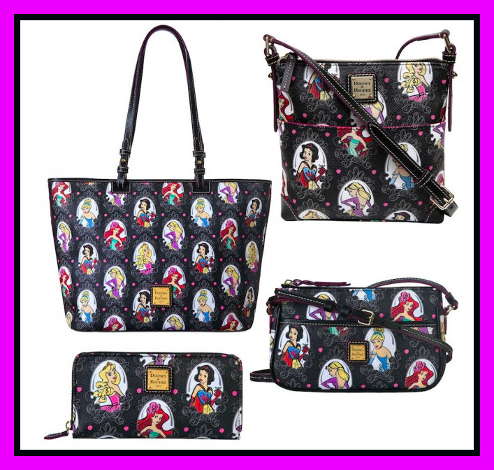 Runway Princess Dooney & Bourke handbags