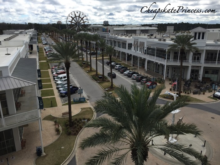 Wharf shopping cmplex in Orange Beach