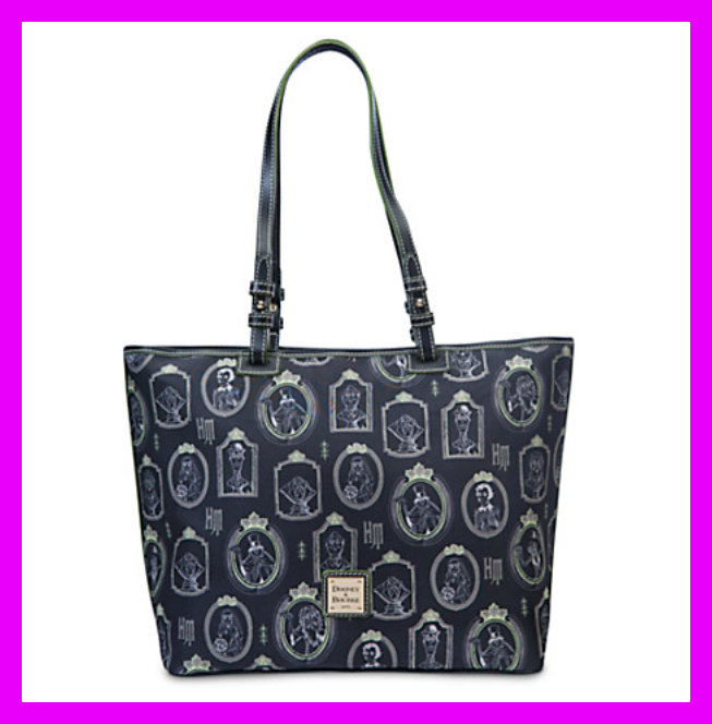Haunted Mansion Nylon Leisure Shopper by Dooney & Bourke