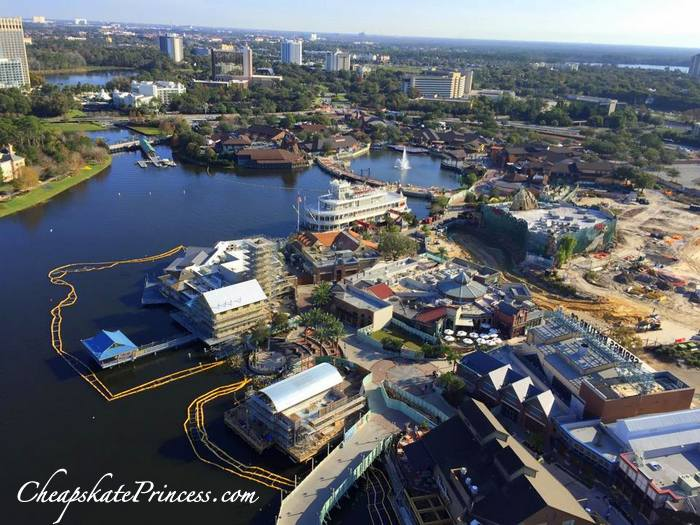 what to do in Disney Springs