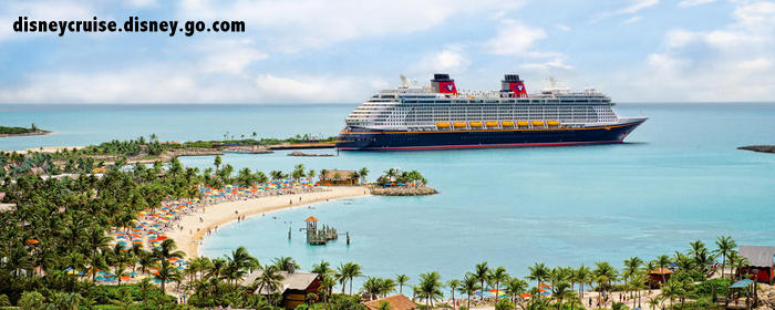 why take a Disney cruise