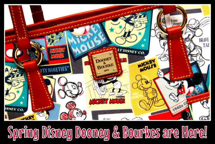 2016 Spring Dooney & Bourke Disney collections