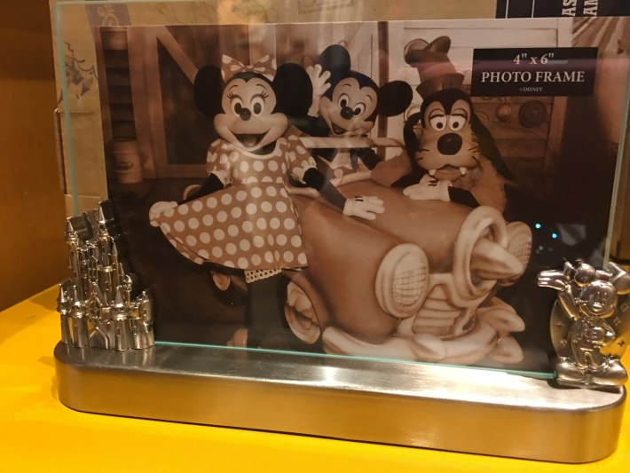 Disney world picture frames