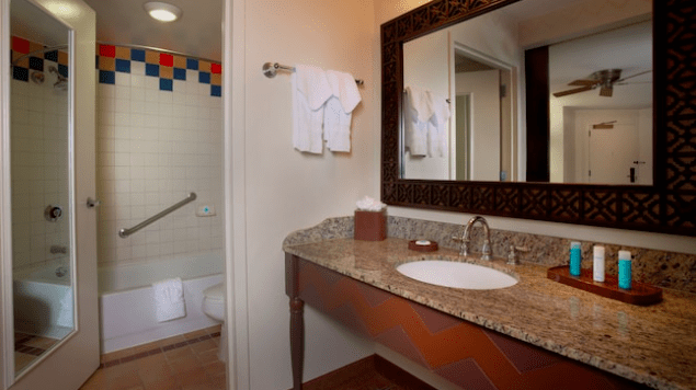 what is dirty in a hotel room