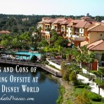 Pros and Cons of Staying Off Site at Disney World
