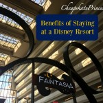 Benefits of Staying at a Disney Resort: A Cheapskate Princess Guide